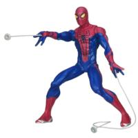 THE AMAZING SPIDER-MAN - SPIDER-MAN MOTORISÉ LANCEUR DE TOILE