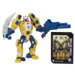 Transformers Generations Titans Return - Maître Titan Monxo et Wolfwire