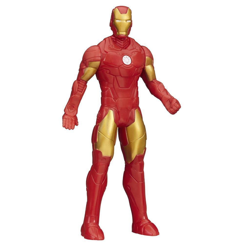 Marvel Avengers - Figurine de base Iron Man de 15 cm