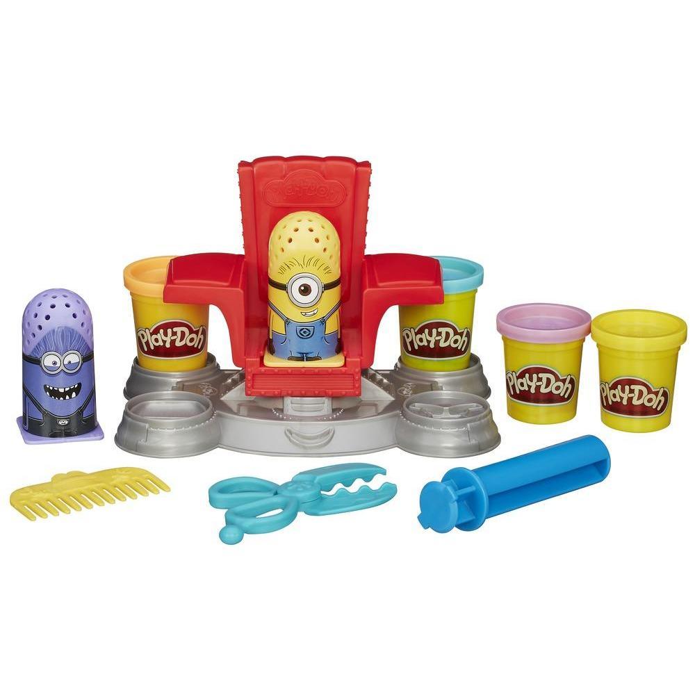 Play-Doh - Labo transformation avec les Minions de Détestable moi