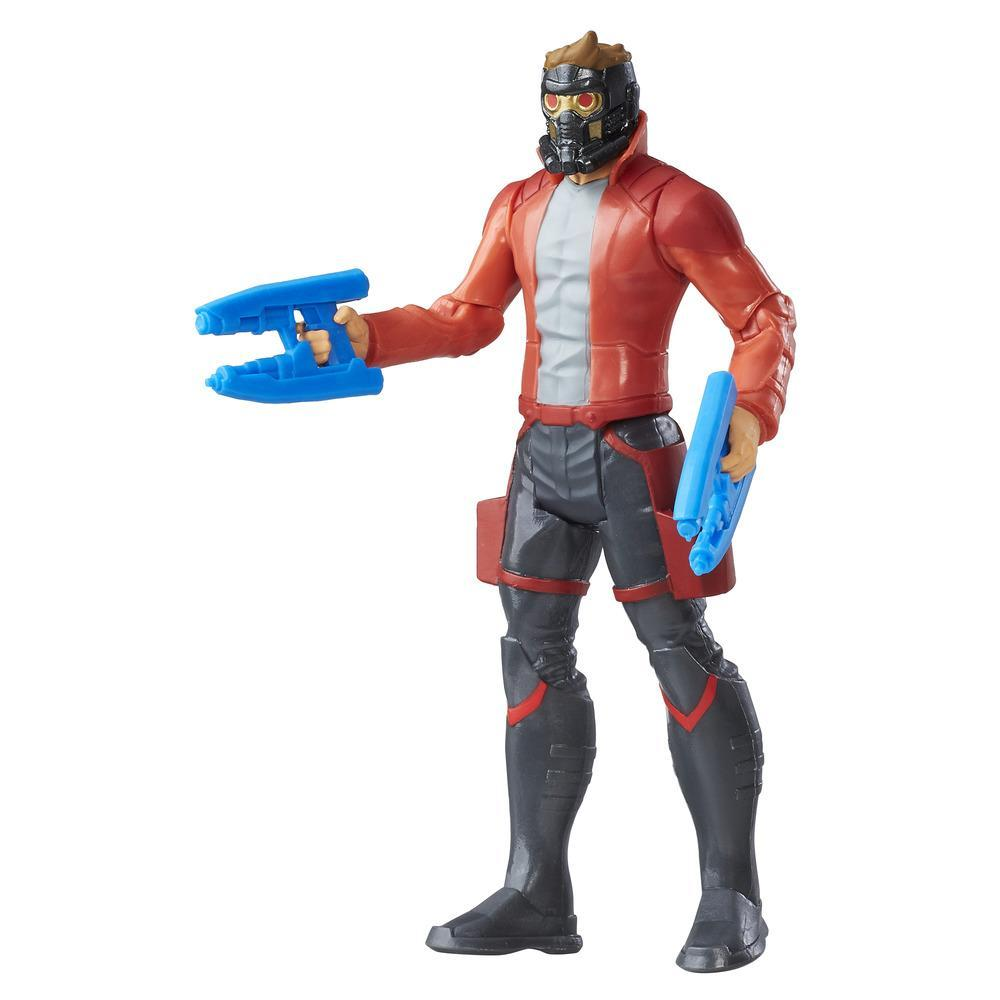 Marvel Guardians of the Galaxy - Figurine Star-Lord de 15 cm
