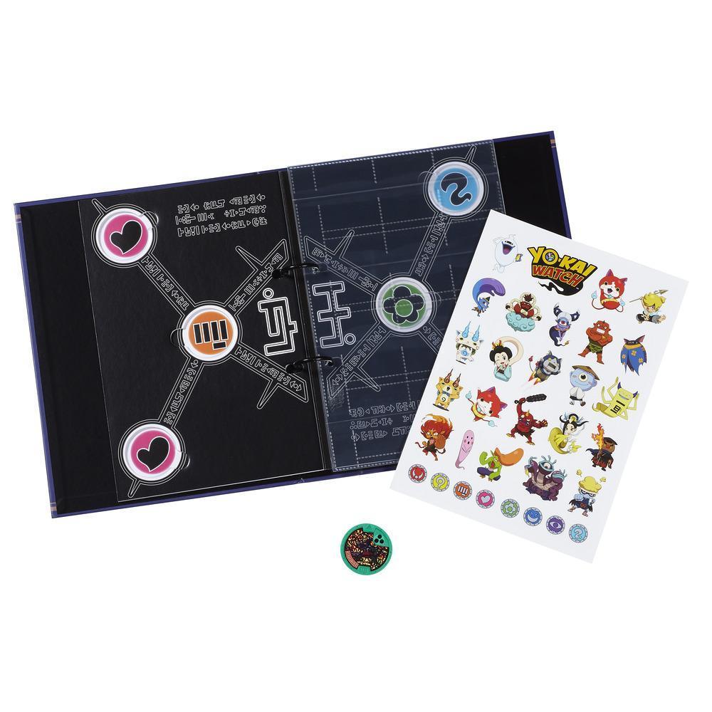 Yo-kai Watch - Album de collection Médallium des Yo-kai (2e édition)