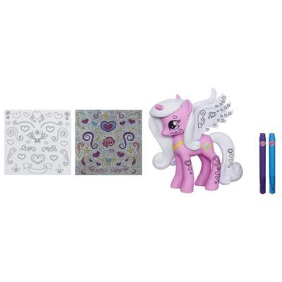 My Little Pony Pouliche-à-décorer - Figurine Princess Cadance