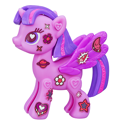 My Little Pony Pop - Princess Twilight Sparkle Kit de base