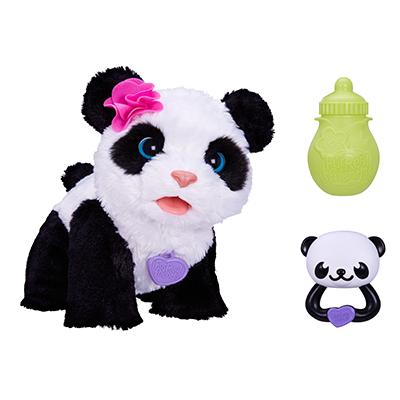 FurReal Friends - Pom Pom Mon bébé panda