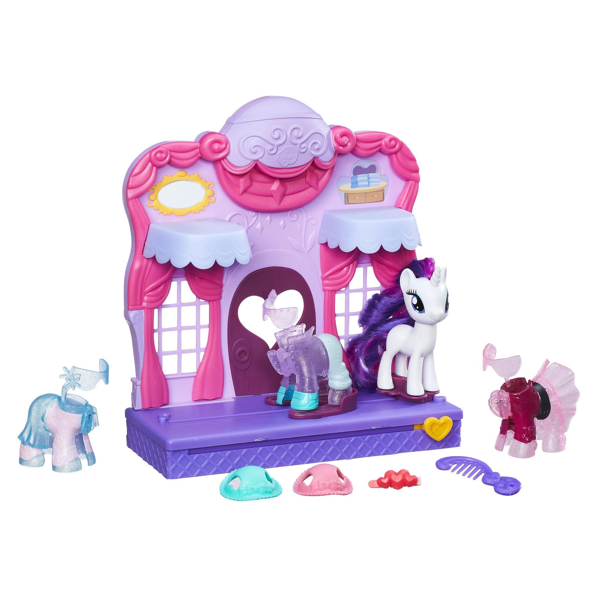 My Little Pony Les amies, c'est magique - Jeu Parure éclair de Rarity®