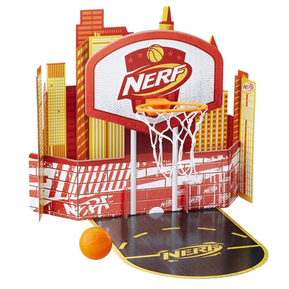 Nerf Sports–Ballon de basket-ball TablePros