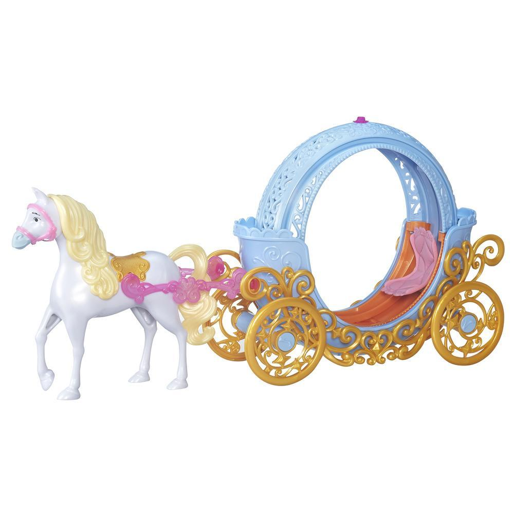 Disney princess carrosse magique de cendrillon disney - Carrosse de princesse ...