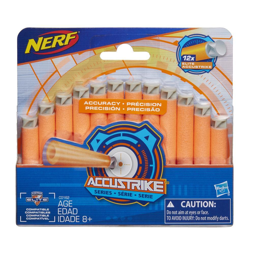 NERF ELITE ACCUSTRIKE RECHARGES X12