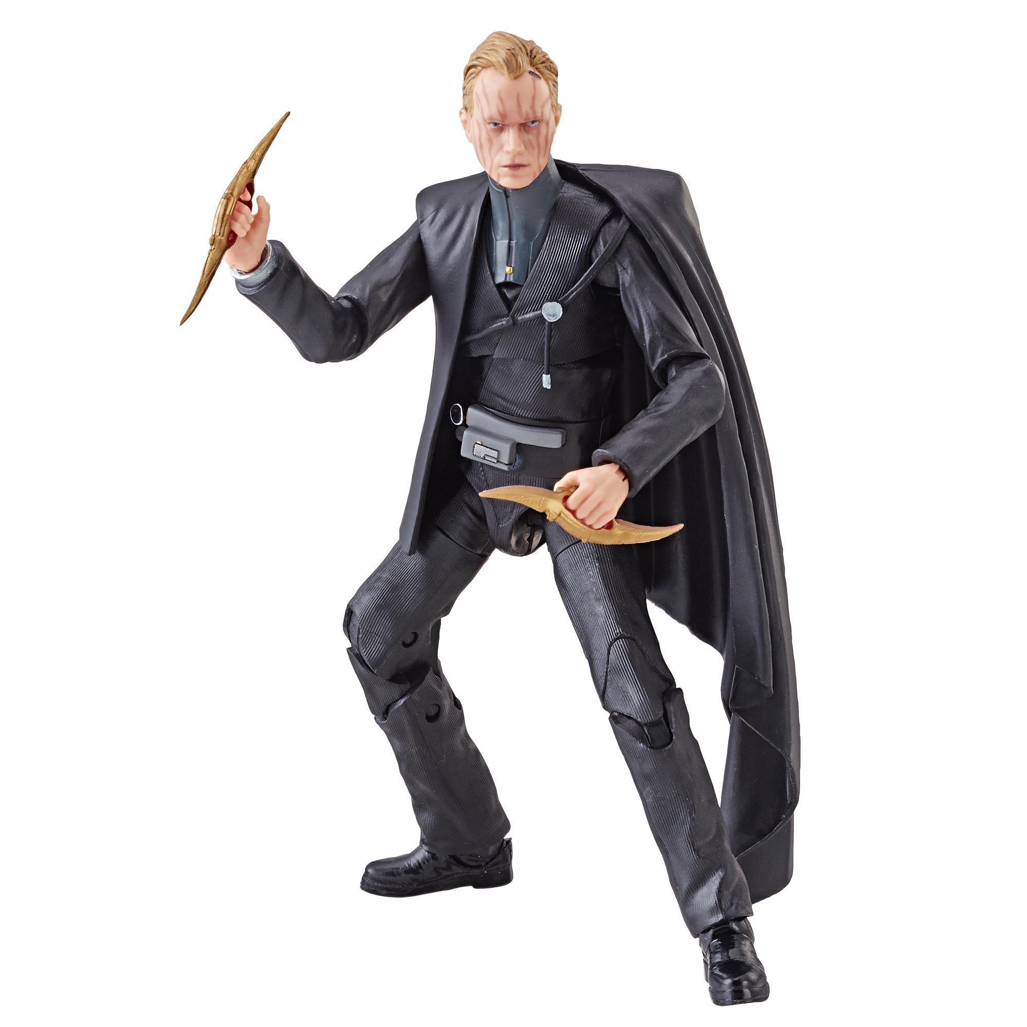 Star Wars The Black Series 6-inch Dryden Vos Figure