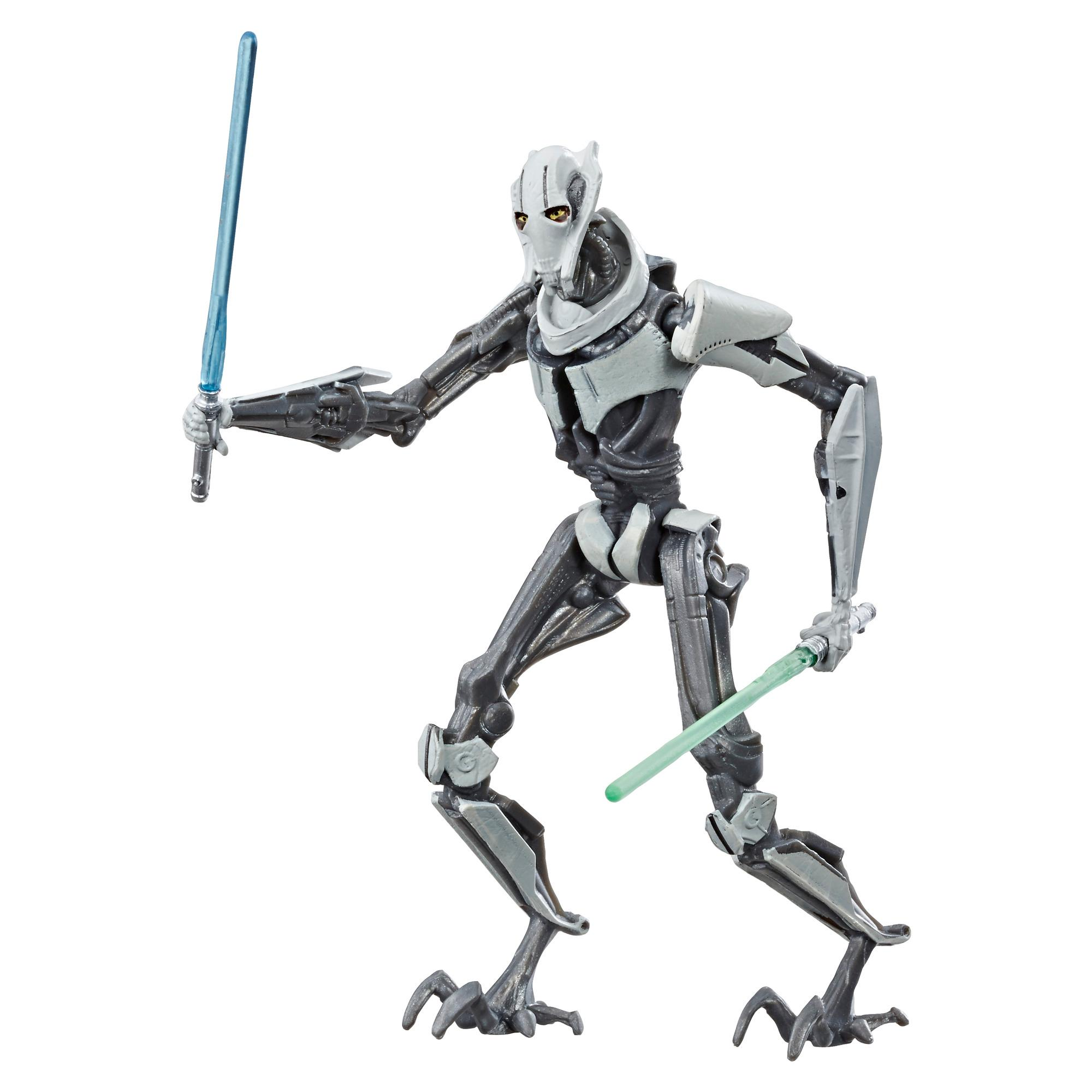 Star Wars Galaxy of Adventures General Grievous 3.75-Inch Figure