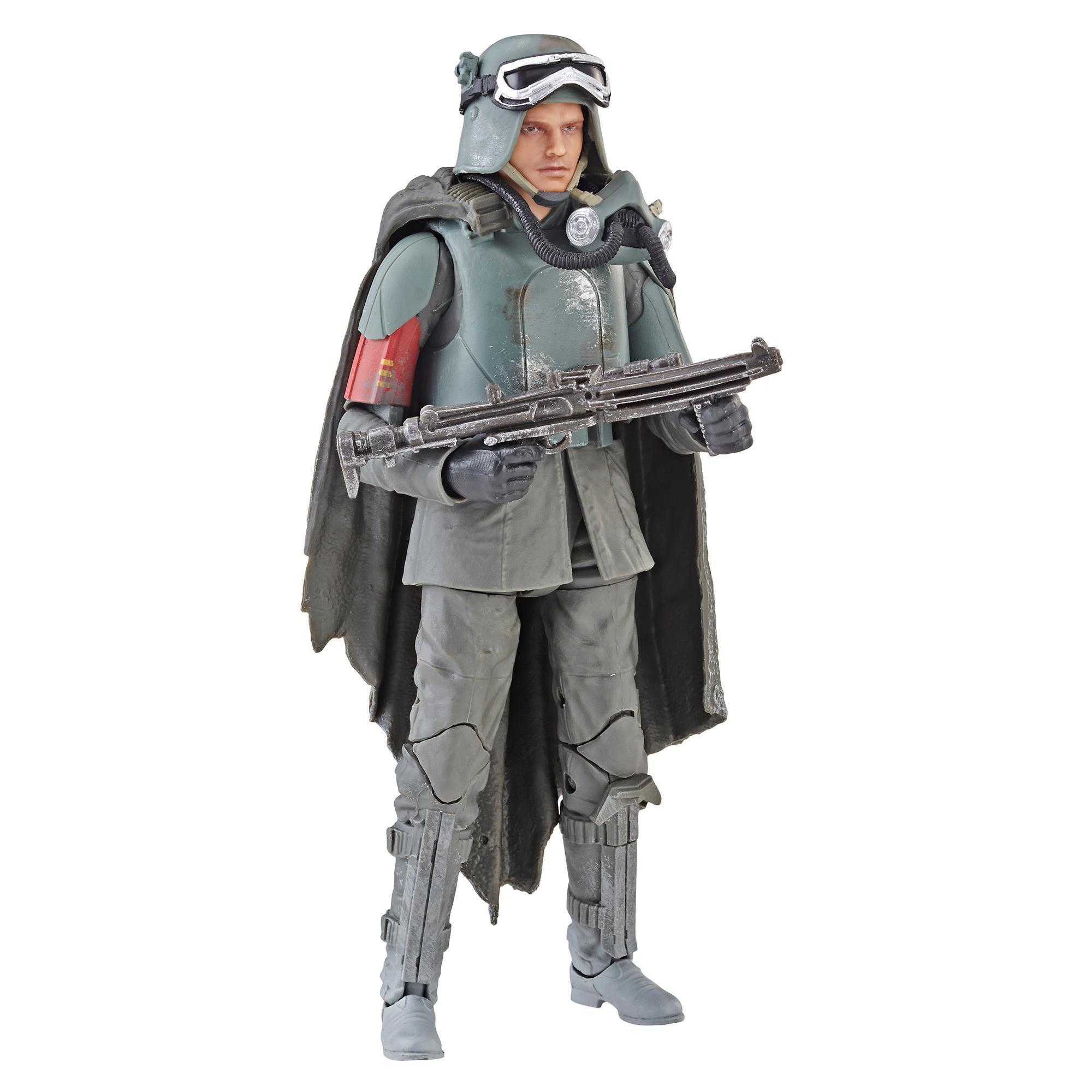 Star Wars The Black Series 6-inch Han Solo (Mimban) Figure