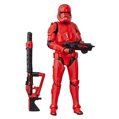 Star Wars The Vintage Collection Star Wars: The Rise of Skywalker Sith Trooper Toy, 3.75-inch Scale Action Figure