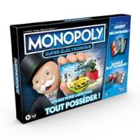 Monopoly Ultimate Rewards, jeu de société pour enfants, à partir de 8ans