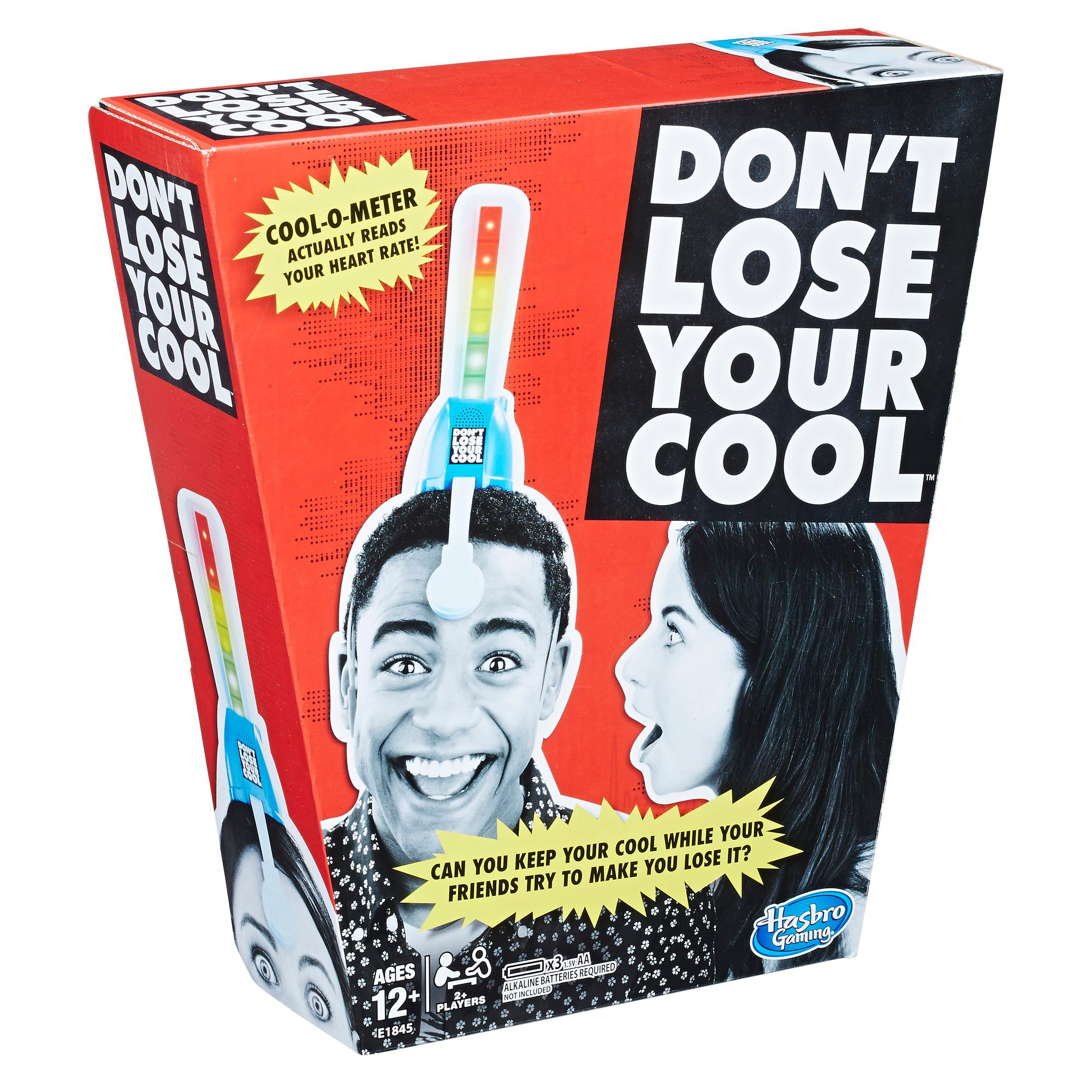 KEEP COOL / DON'T LOSE YOUR COOL