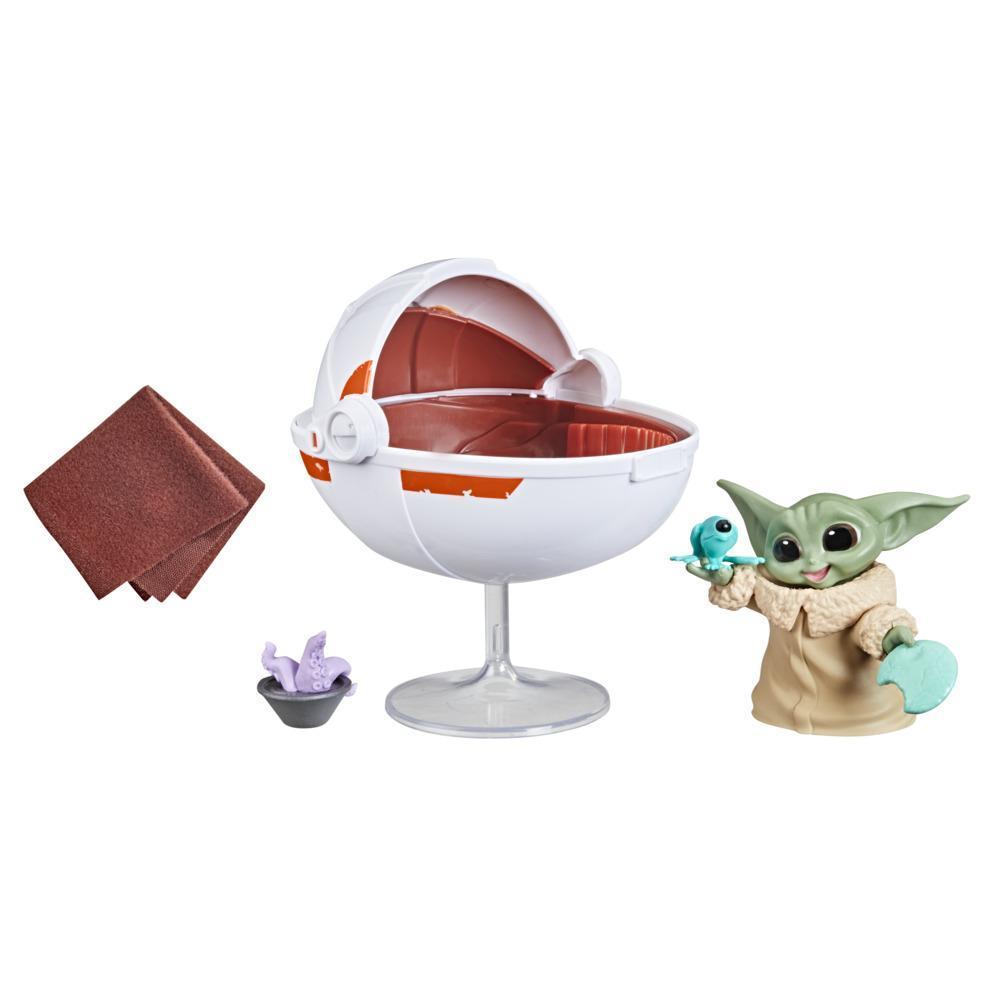 Star Wars The Bounty Collection pack Landau flottant de Grogu