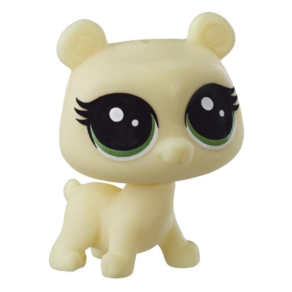 Littlest Pet Shop Value Pet (Bear), Mini Scale
