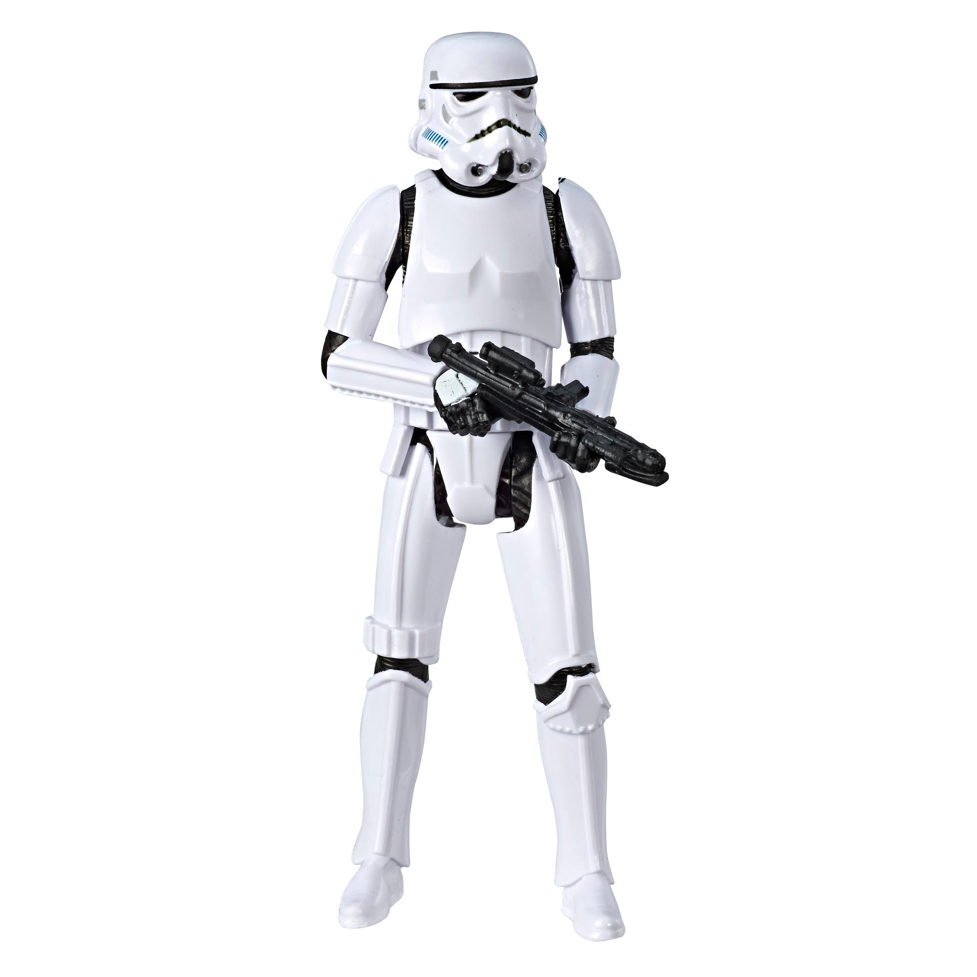 Star Wars Galaxy of Adventures Imperial Stormtrooper Figure and Mini Comic