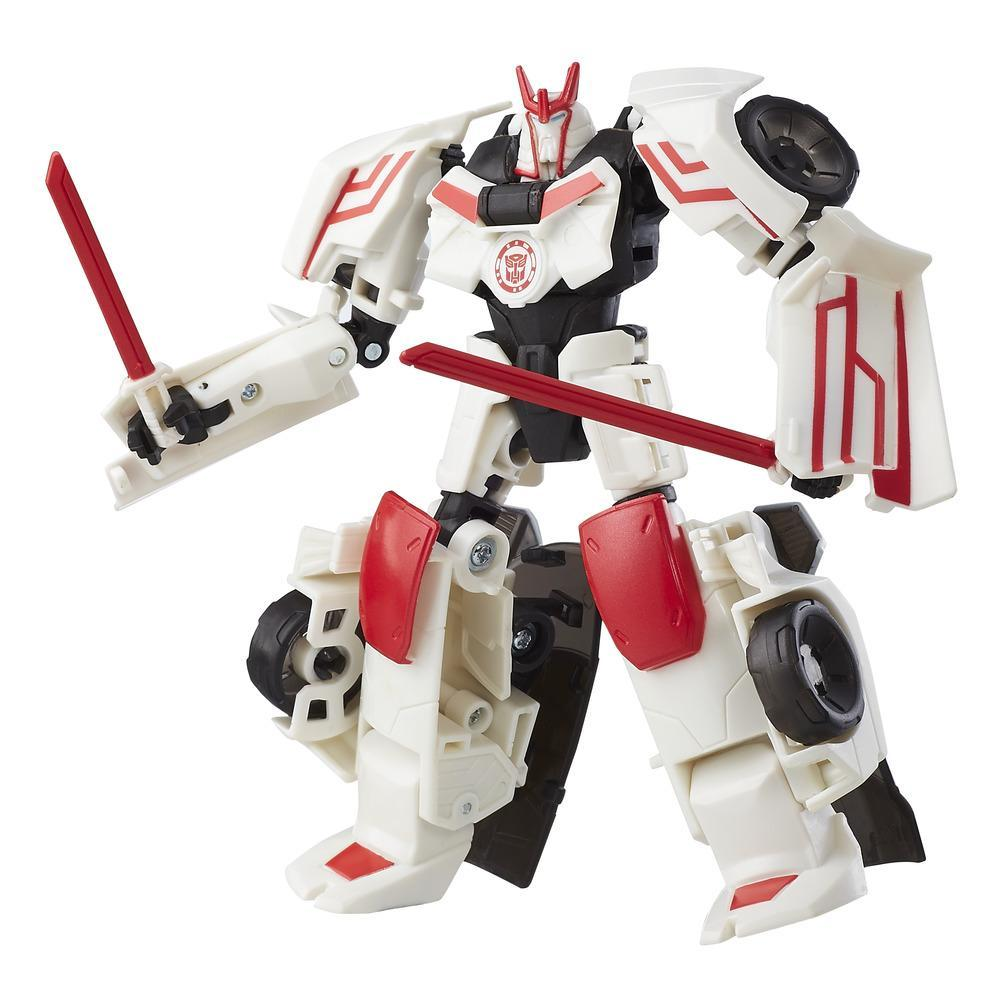 Transformers RID Combiner Force Warriors Class Alpine Strike Autobot Drift
