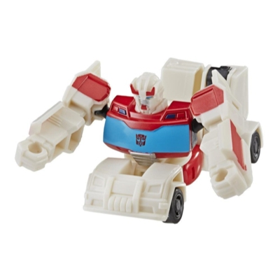 Transformers Cyberverse Action Attackers: Scout Class Autobot Ratchet Action Figure Toy Product