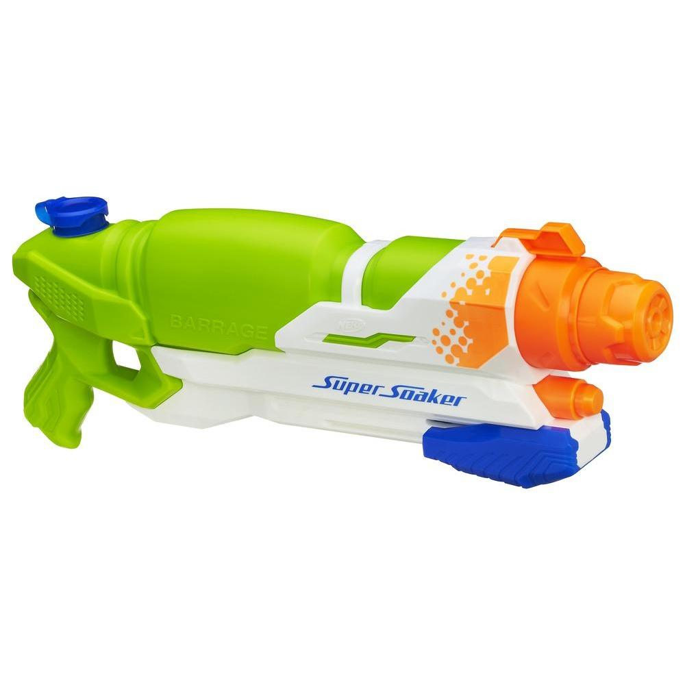 Nerf Super Soaker Barrage