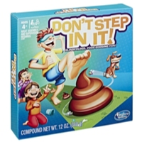 DON'T STEP IN IT - NE MARCHE PAS DEDANS