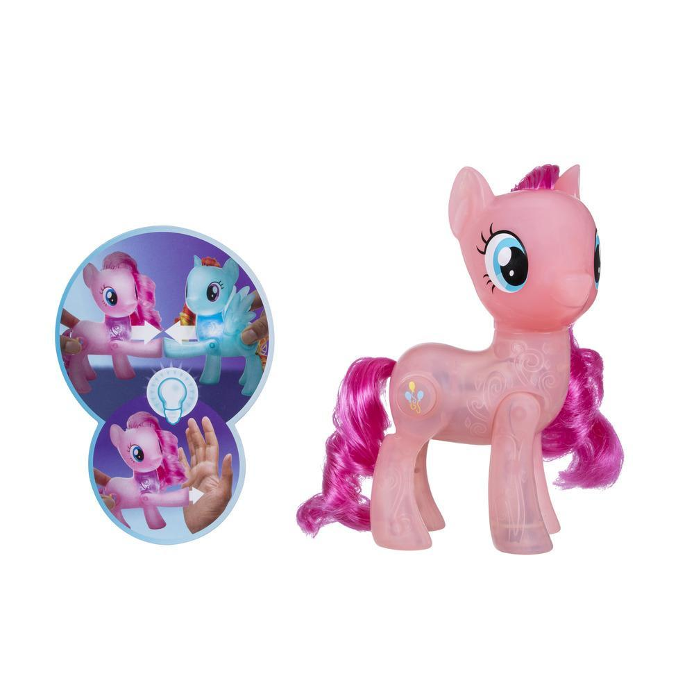 My Little Pony Le Film PONEY LUMINEUX INTERACTIF  PINKIE PIE