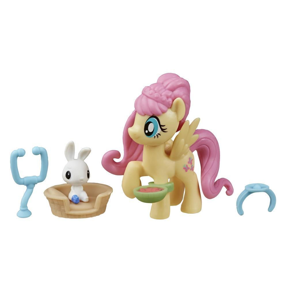 My Little Pony Friendship is Magic Story Set Fluttershy Loves to Care