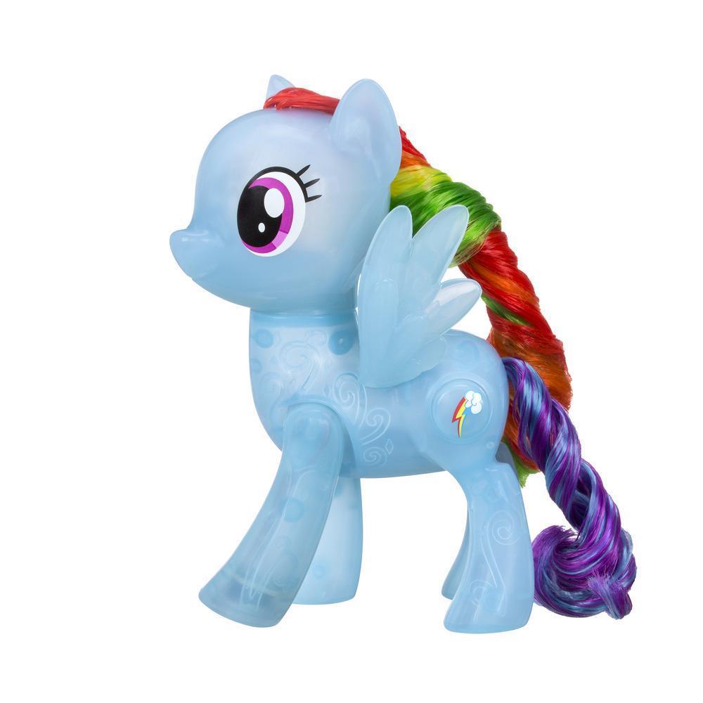 My Little Pony Le Film PONEY LUMINEUX INTERACTIF RAINBOW DASH