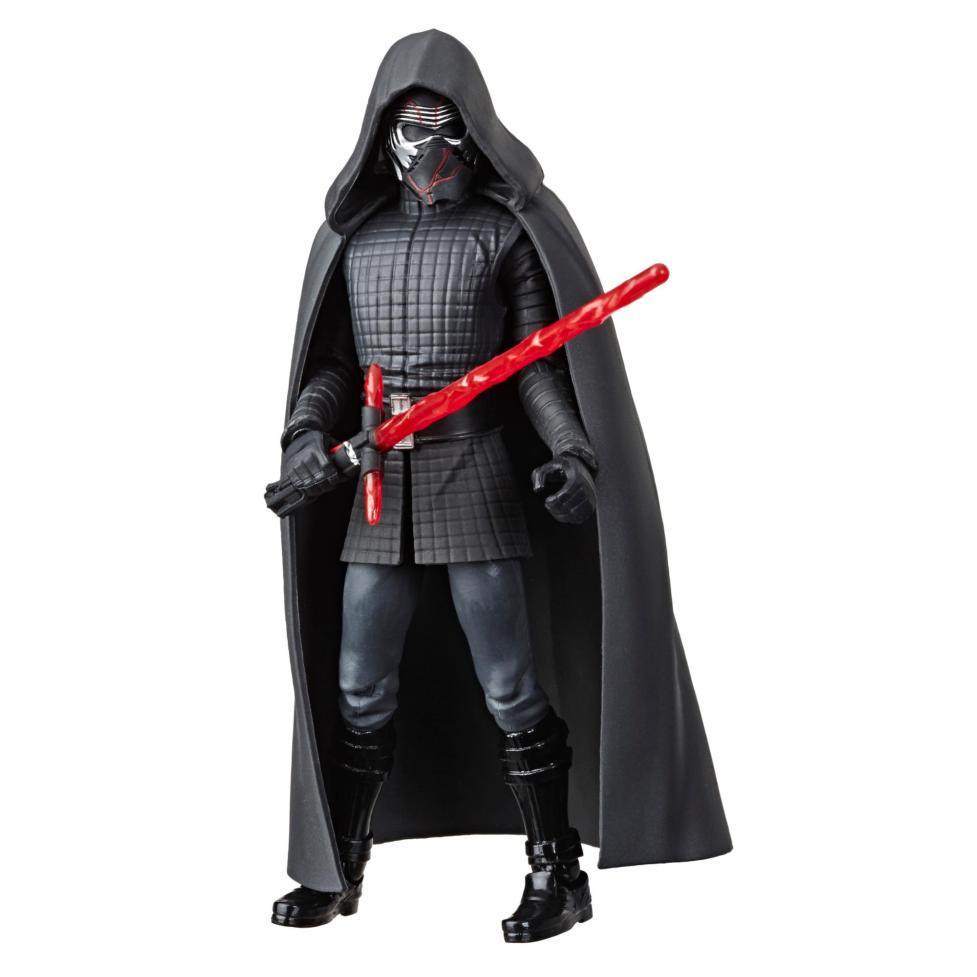 Star Wars Galaxy of Adventures Supreme Leader Kylo Ren 5-Inch-Scale Action Figure