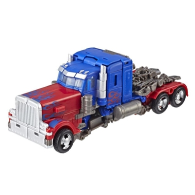 TRANSFORMERS - FIGURINE VOYAGER OPTIMUS PRIME -  20 CM - EDITION COLLECTOR STUDIO SERIES