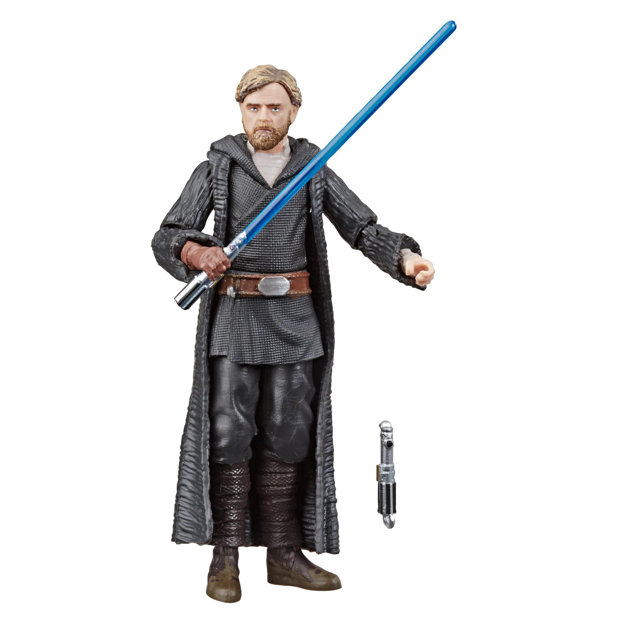 Star Wars The Vintage Collection Episode VIII: The Last Jedi Luke Skywalker (Crait) 3.75-Inch-Scale Action Figure