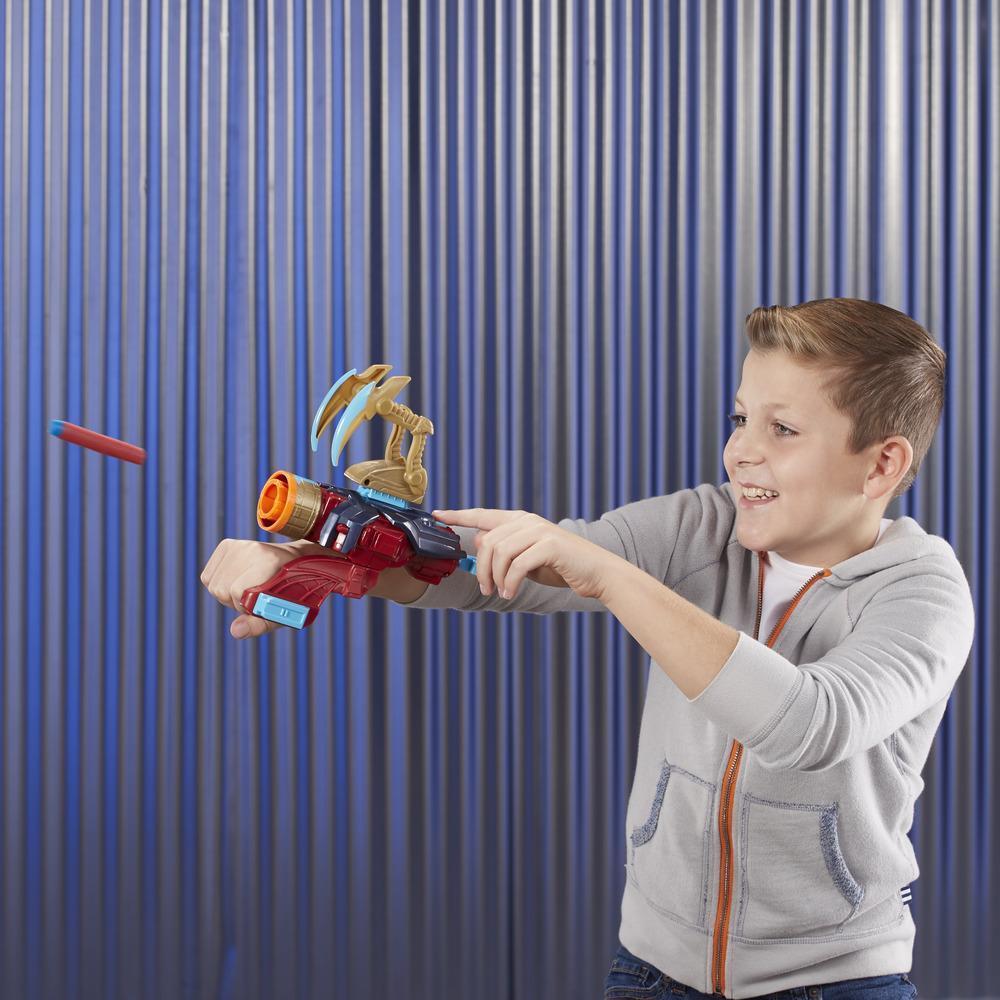 Avengers: Endgame Nerf Iron Spider Assembler Gear