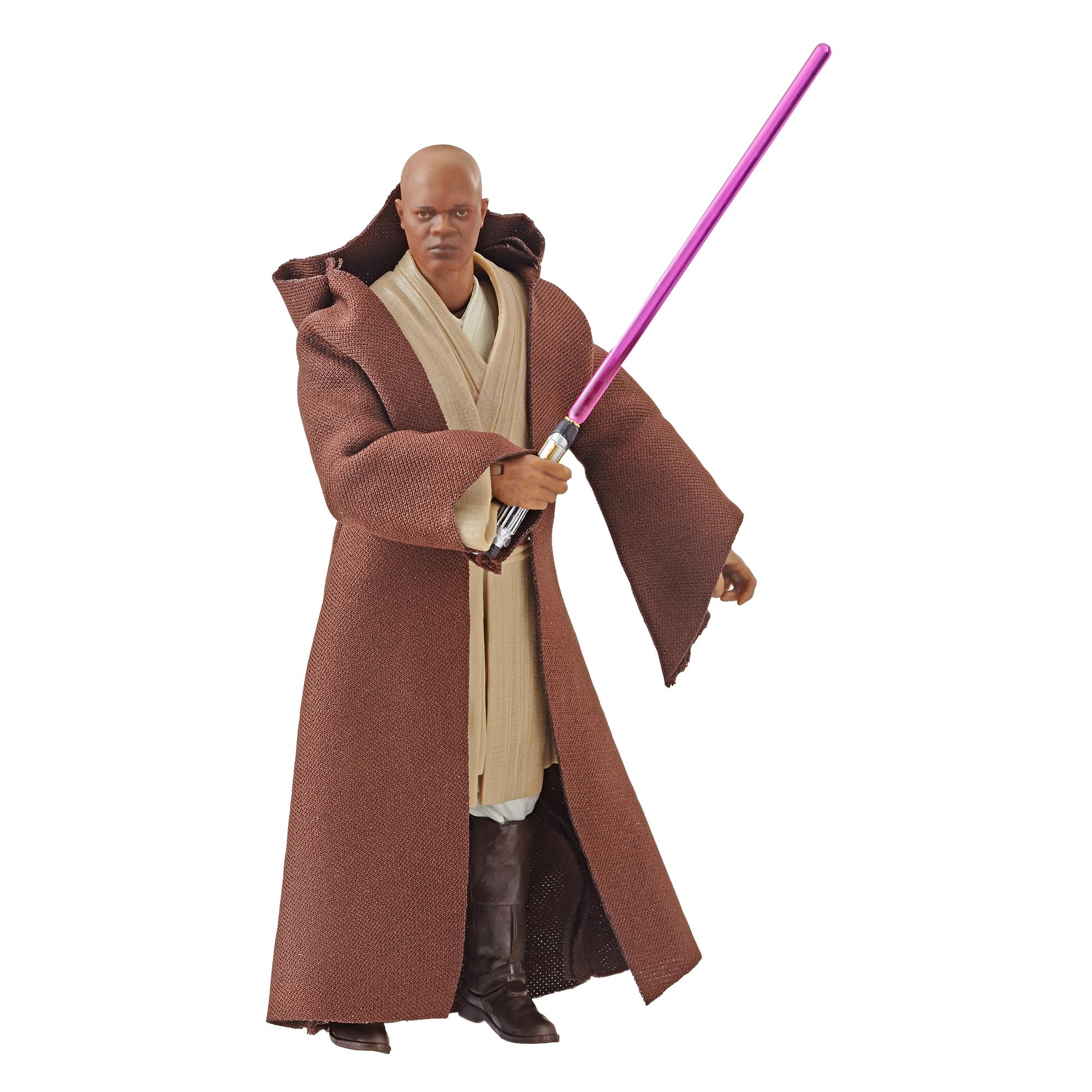 Star Wars The Black Series 6-inch Mace Windu Figure