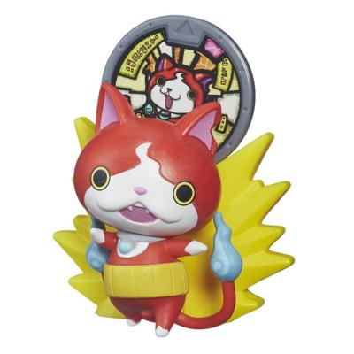Yo kai watch porte m daillon jibanyan yokai for Chambre yo kai watch