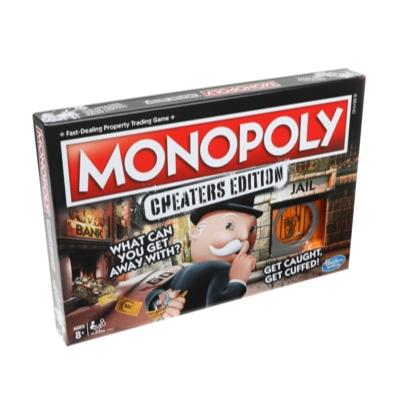 Monopoly Tricheurs