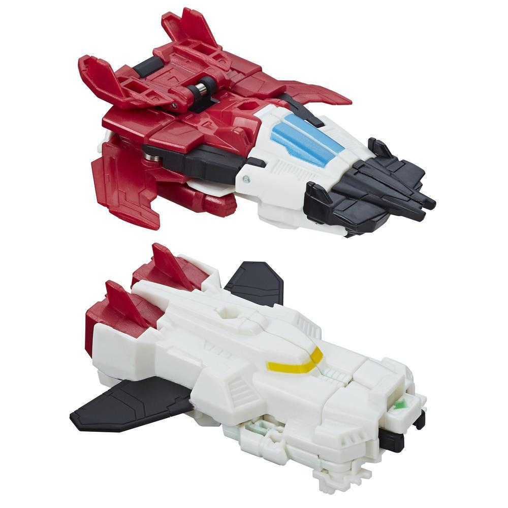 Transformers: Robots In Disguise Crash Combiner Force Skysledge et Stormhammer