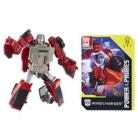 TRANSFORMERS GENERATION PRIMES LEGENDS WINDCHARGER