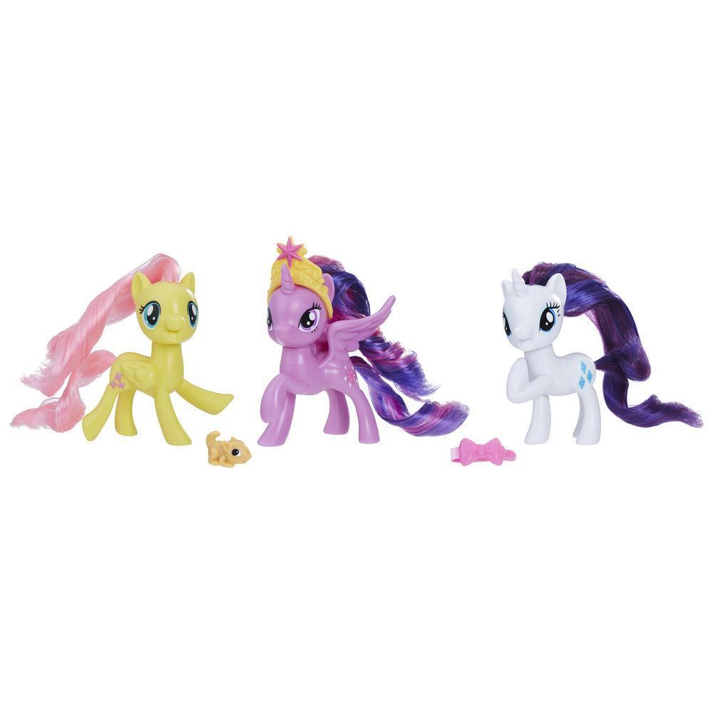 MLP Pack 3 poneys amis AST 2