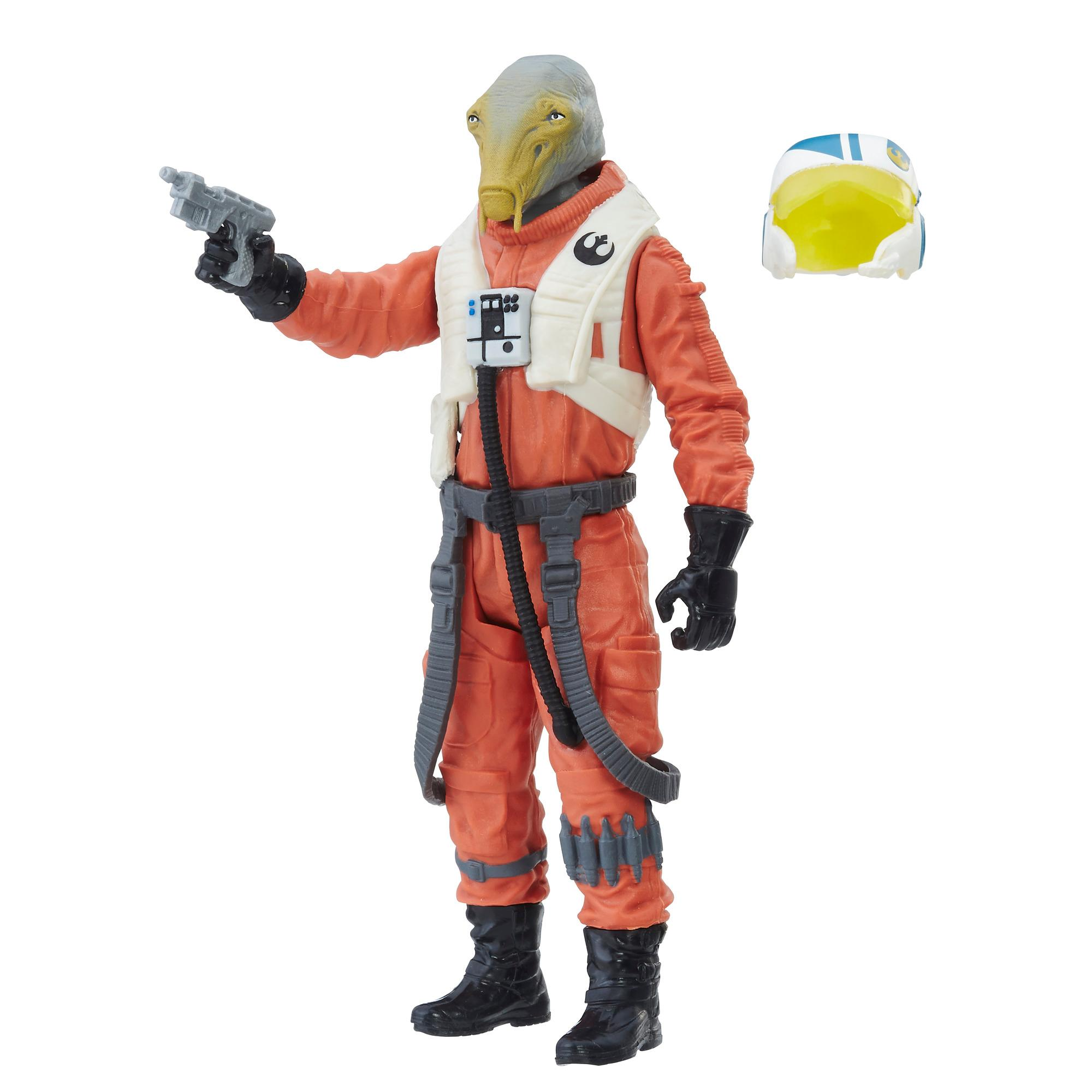 STAR WARS - COLLECTION BLEUE FIGURINE 10CM ALPHA 2