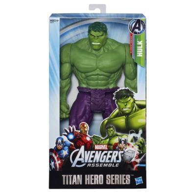 Soldes MARVEL AVENGERS Figurine Hulk  30 cm  B0443EU40  pas cher Achat /