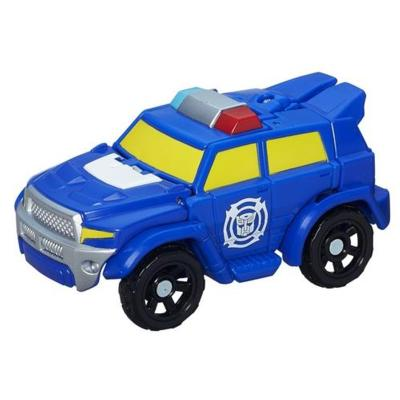 PLAYSKOOL HEROES TRANSFORMERS RESCUE BOTS CHASE 12,5 CM