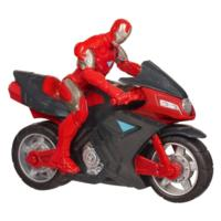 MARVEL THE AVENGERS BATTLE CHARGERS Iron Assault Bike