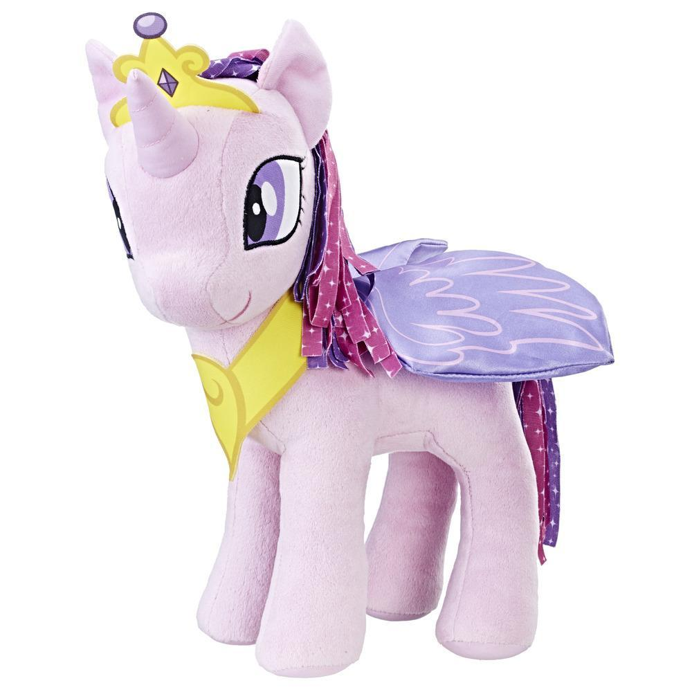 My Little Pony Le Film PELUCHE AILES MAGIQUES PRINCESS CADANCE