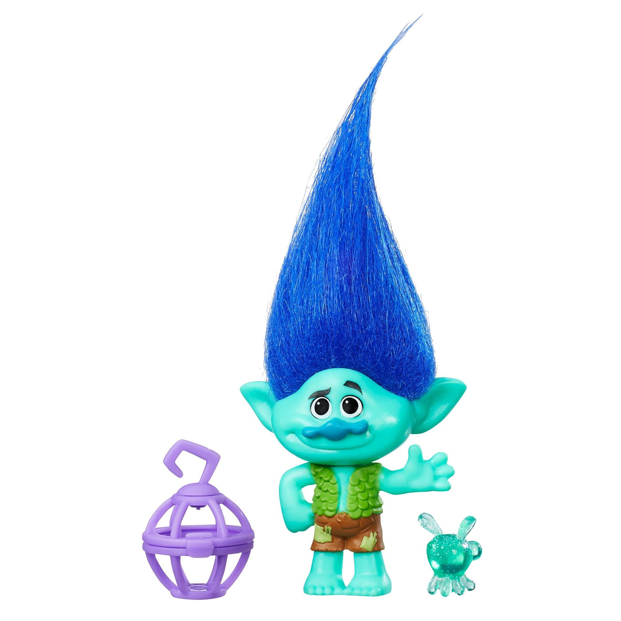 5 figurines trolls