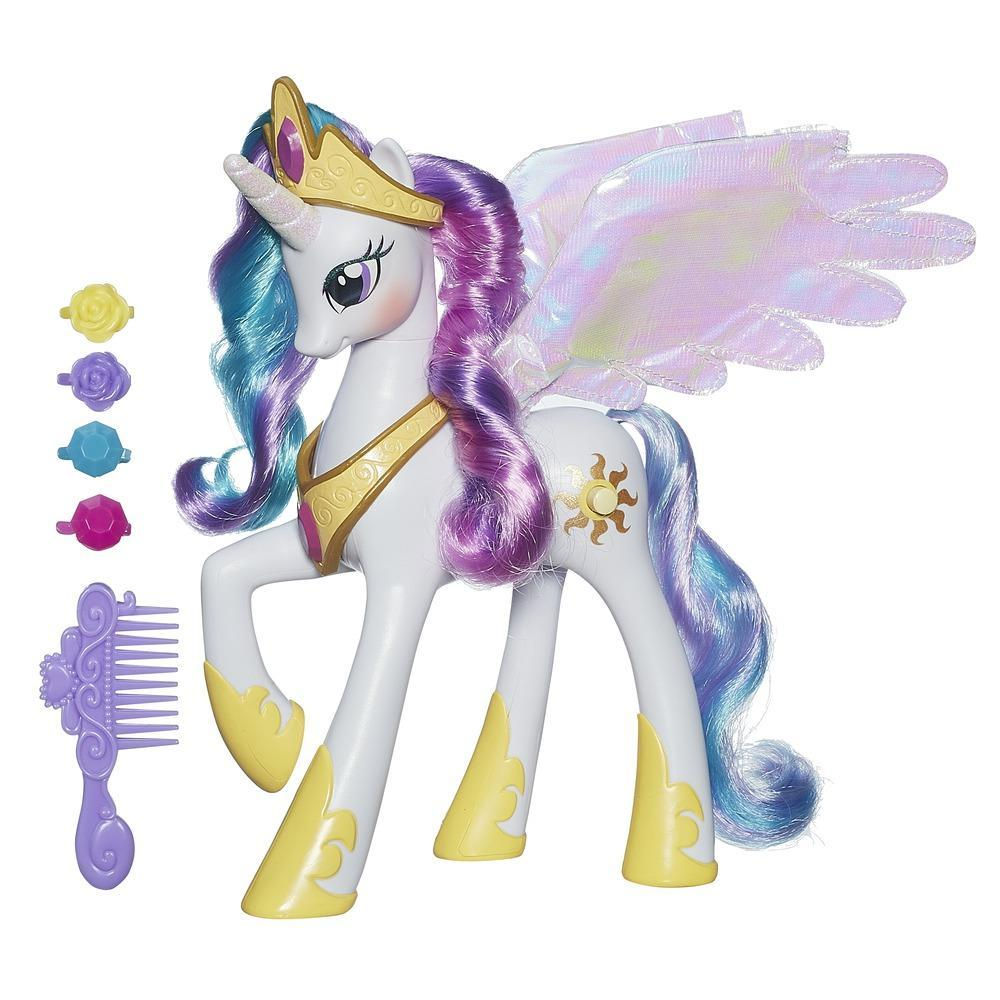 My Little Pony - Princesse Célestia électronique