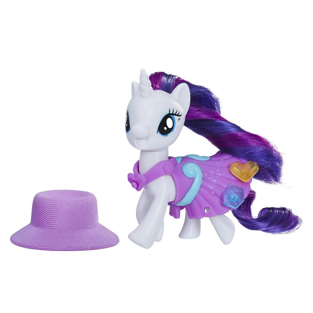 MY LITTLE PONY Poney amis & accessoires Rarity