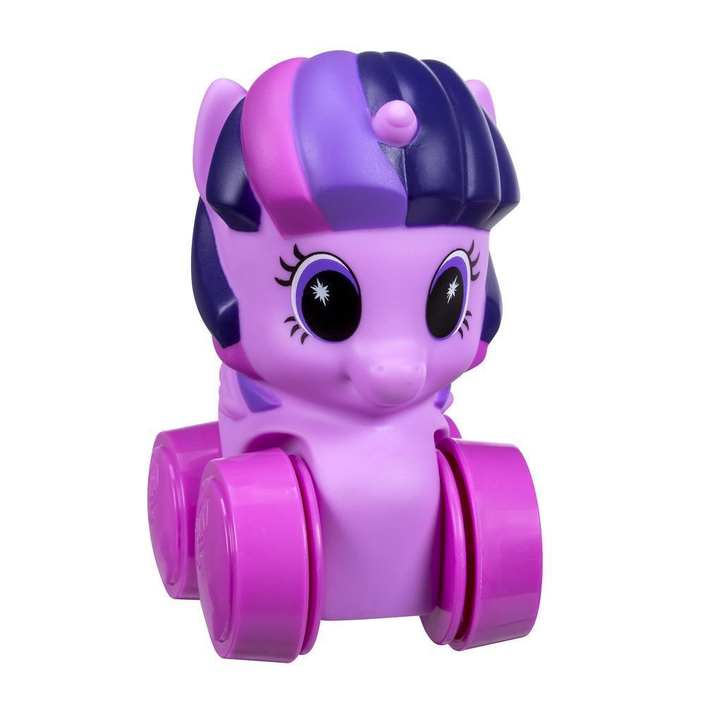 Figurine Playskool Friends My Little Pony Wheel Pals Princesse Twilight Sparkle