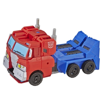 TRANSFORMERS CYBERVERSE - ROBOT ACTION ULTRA OPTIMUS PRIME