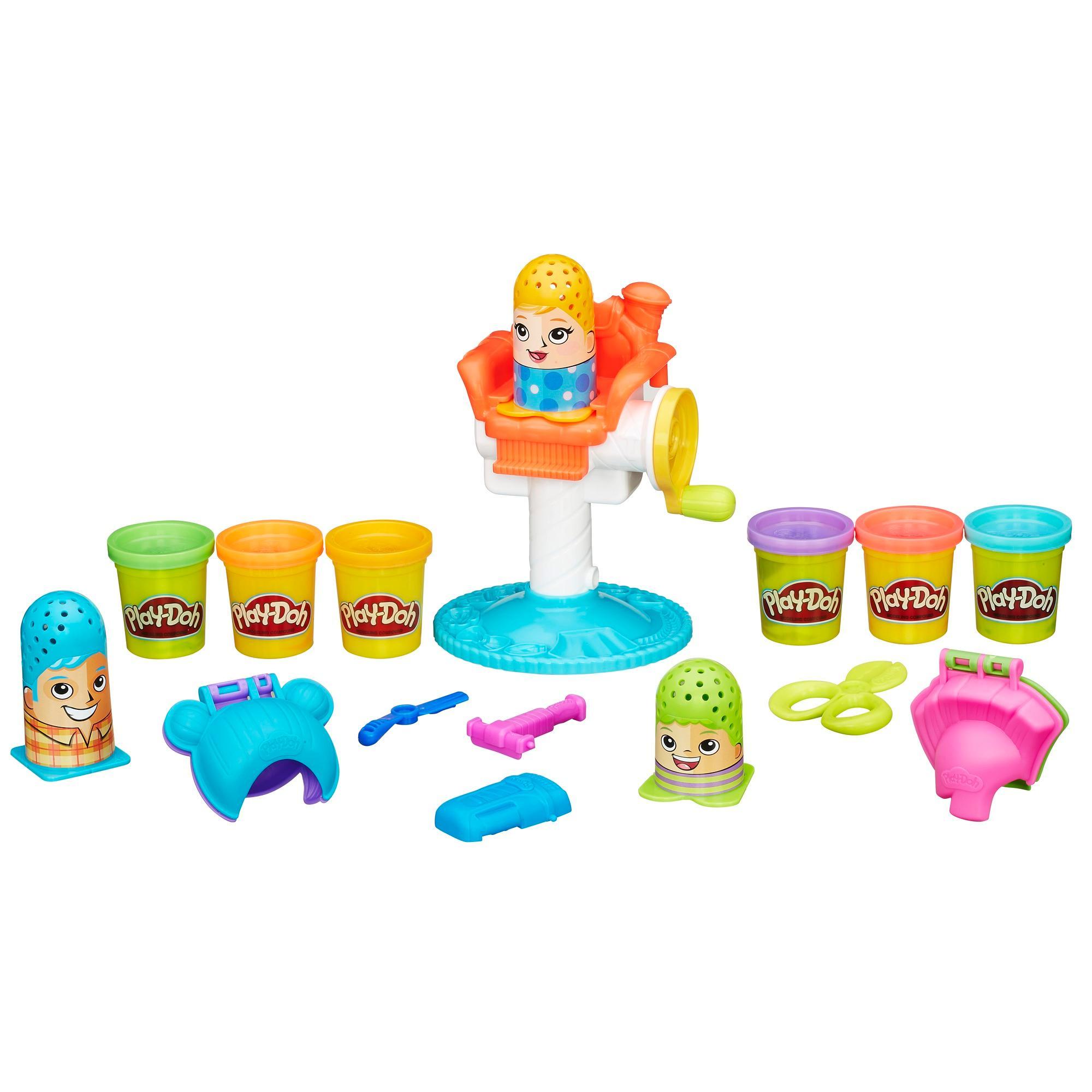 Play-Doh le coiffeur